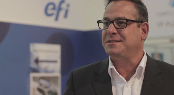 Textiles, packaging and wide format inks pave way for EFI