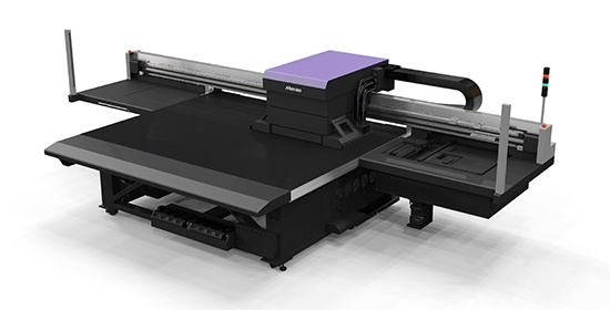 Mimaki unveils two new LED-UV flatbed inkjets