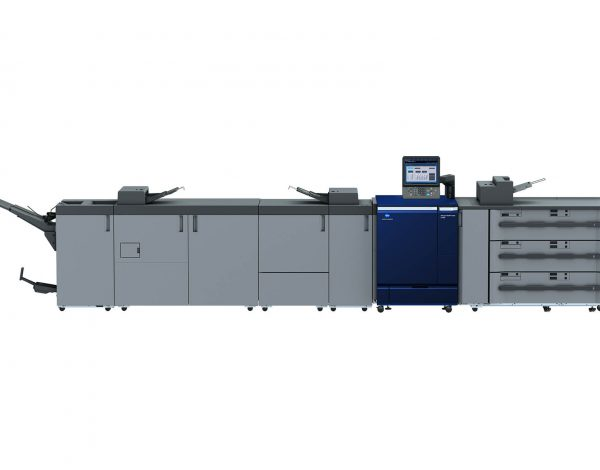 Konica Minolta launches AccurioPress C7100 series with new features